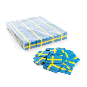 Flags Sweden 30x48mm